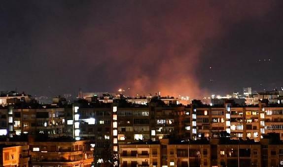 Fuerzas sirias repelen ataque misilístico israelí cerca de Damasco