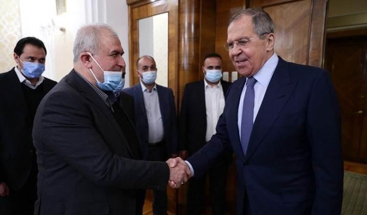 Visita Moscú delegación de la Resistencia libanesa.