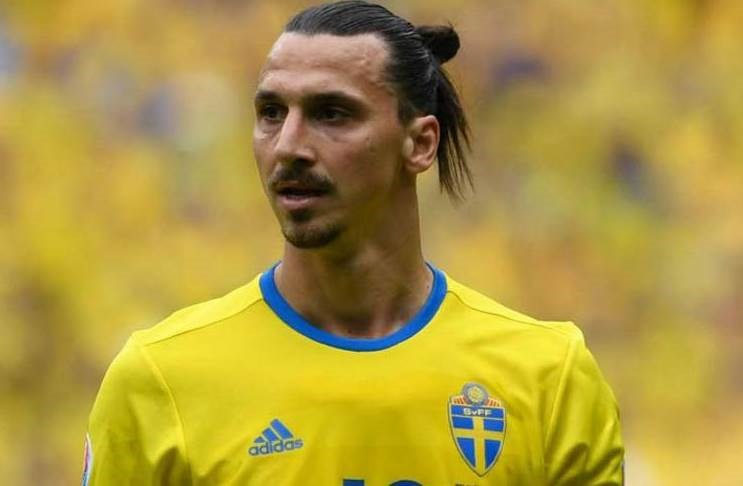 Tras cinco años aparece regresa Zlatan Ibrahimovic a selección de Suecia