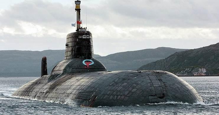 Desaparece frente a las costas de la Palestina ocupada submarino ruso