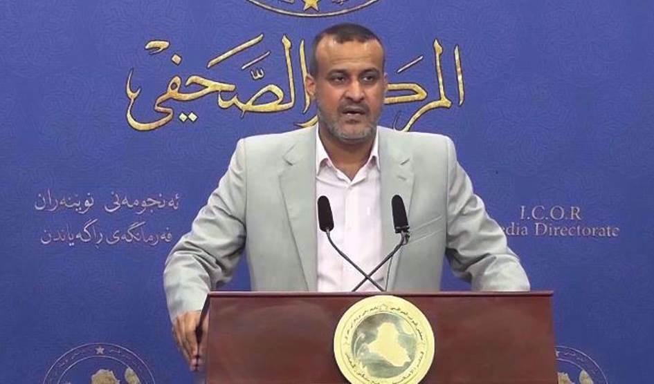 El legislador iraquí Kazem al-Sayadi.