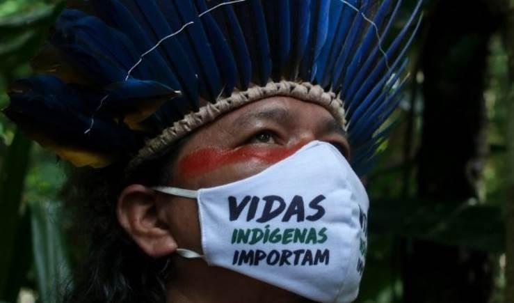 Indígenas de Brasil denuncian en la CDH política de exterminio de Jair Bolsonaro