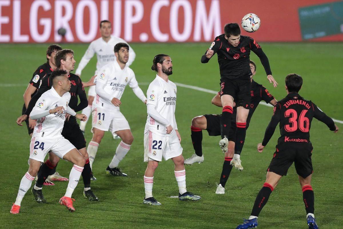 Real Madrid pierde fuelle al igualar en la Liga española