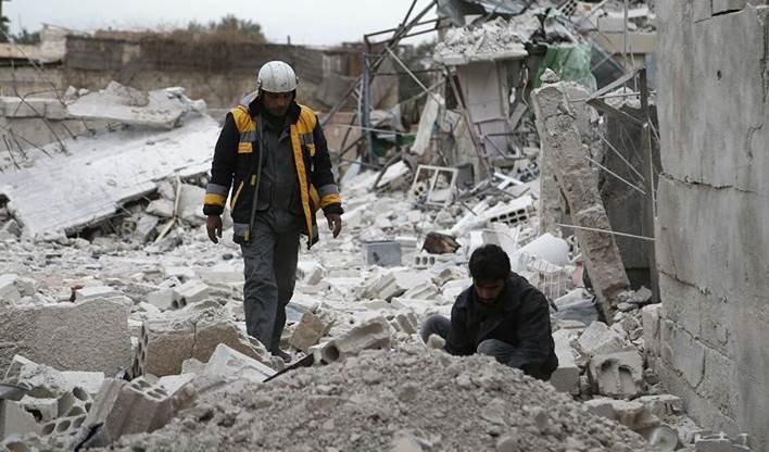Reino Unido orgulloso de apoyar a los Cascos Blancos en Siria.