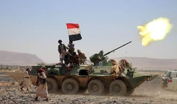 Reportan avance de las fuerzas yemenitas en el distrito de Sirwah.