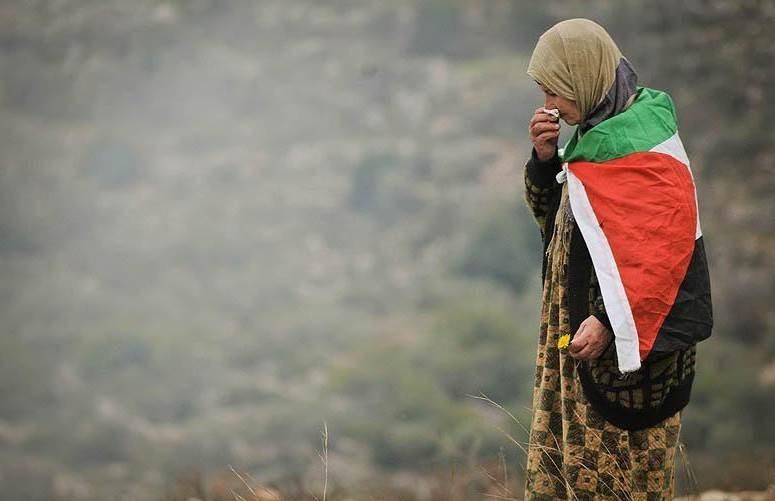 El pueblo palestino no abandona su tierra