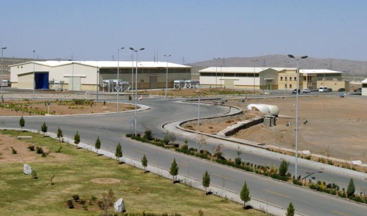 Seguridad iraní identifica causa de la interrupción del sistema eléctrico en Natanz.