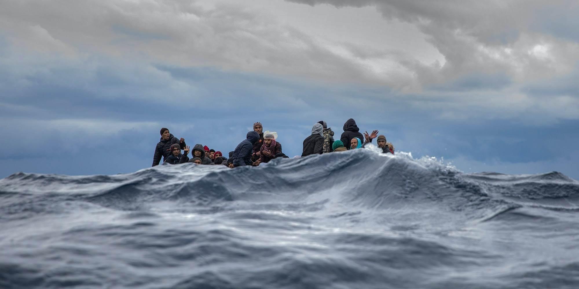 Italia recurre a fuerza antimafia contra inmigración ilegal (Foto: The Intercept/AP)