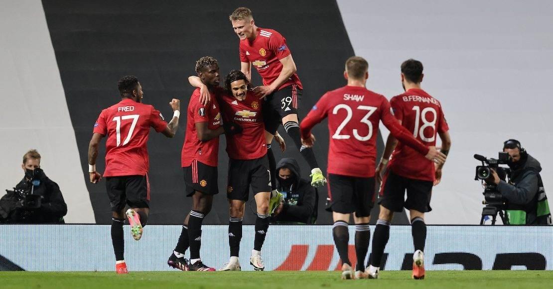 Liga de Europa: Villarreal vence a Arsenal y Manchester United humilla a Roma
