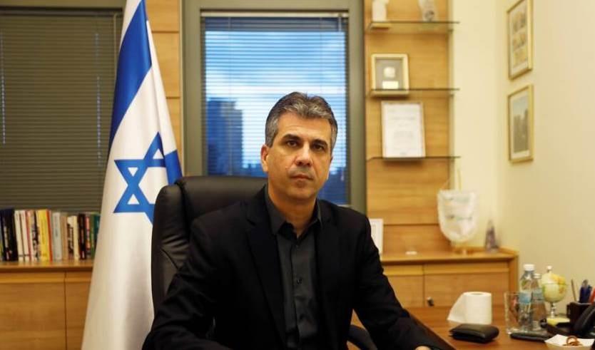 El ministro israelí de Inteligencia , Eli Cohen.