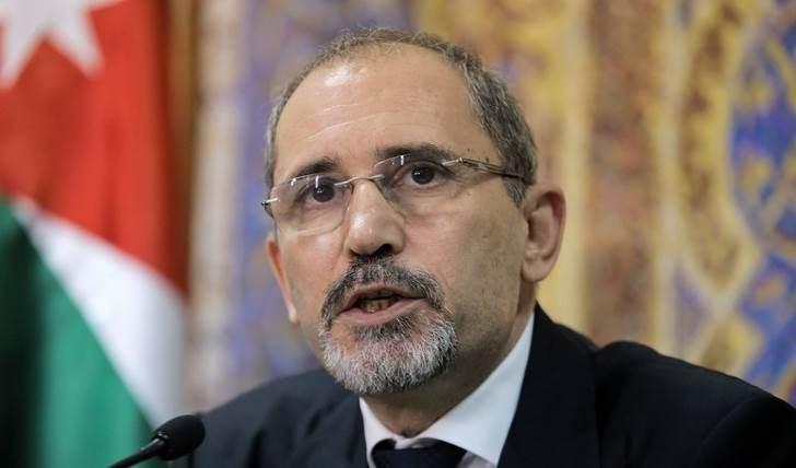 Canciller de Jordania advierte sobre participación externa en complot golpista