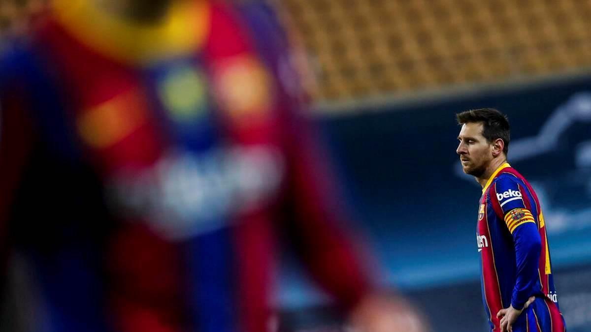 Conversaciones sobre una posible renovación de Messi con el Barça