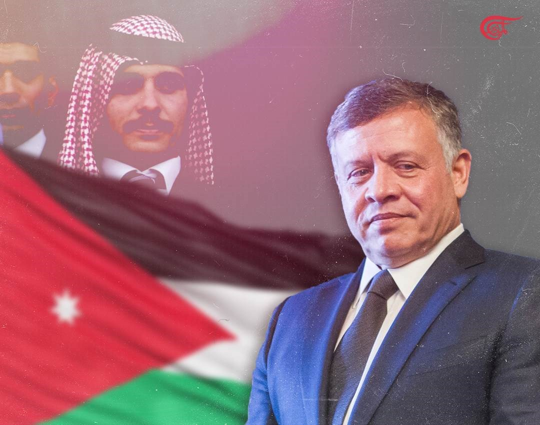 Jordania en discordia monárquica