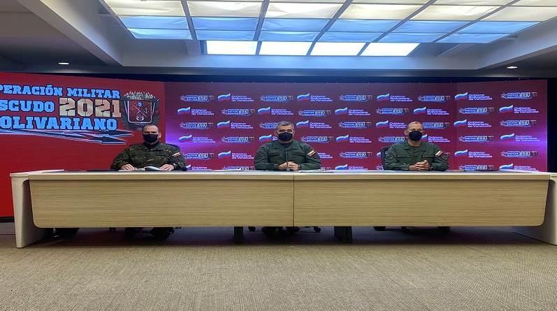 Venezuela: Zona Operativa de defensa en municipio de Apure