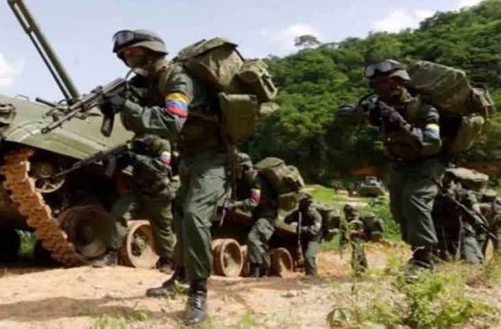 Venezuela:  Municipios de Apure declarados Zona Operativa de defensa