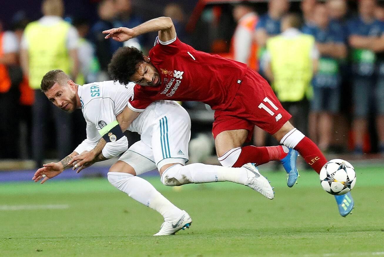 Real Madrid y Liverpool reeditan clásico del fútbol en Champions