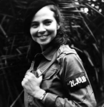 Vilma Espín: de Cuba y del Mundo
