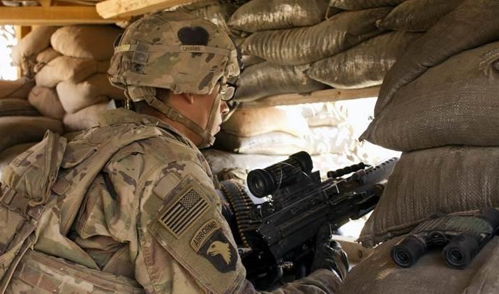 EE.UU. limita a misiones de asesoramiento a sus fuerzas en Iraq