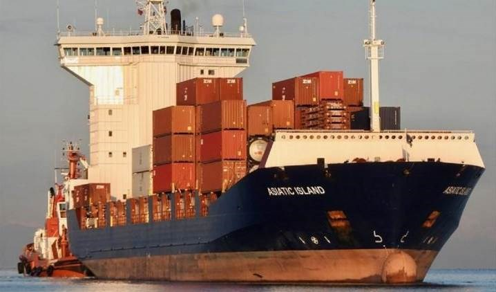 Portuarios italianos frenan arsenal de guerra que iba hacia