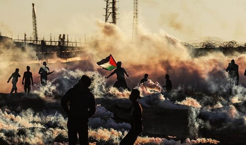 Crímenes de Israel y exterminio del pueblo palestino