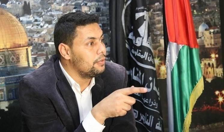 Abu Mujahid, director de la Oficina de Medios de los Comités de Resistencia en Palestina.