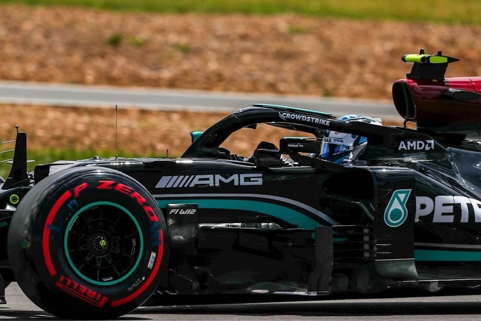 Resultados de la clasificación de F1 del GP de Portugal