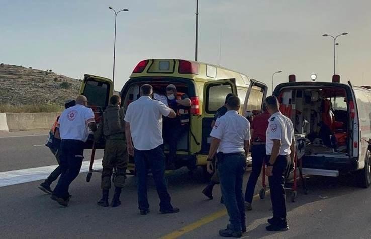 Heridos graves en las filas de la ocupación sionista