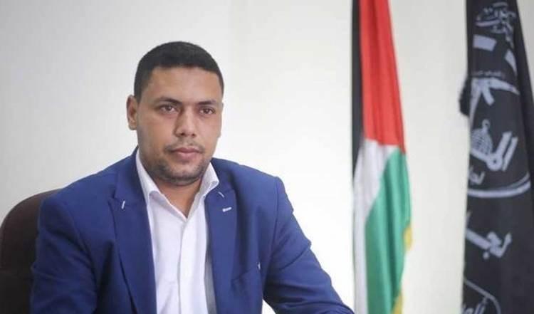 El portavoz de los Comités de Resistencia en Palestina, Muhammad Al-Barim