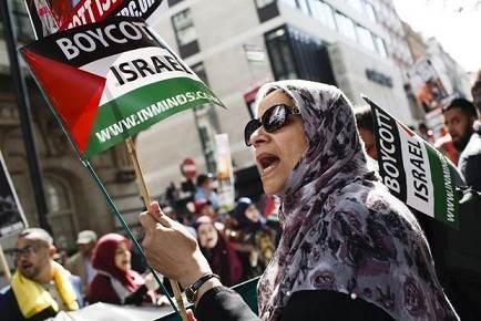 Palestinos llaman a los artistas del mundo para boicotear a
