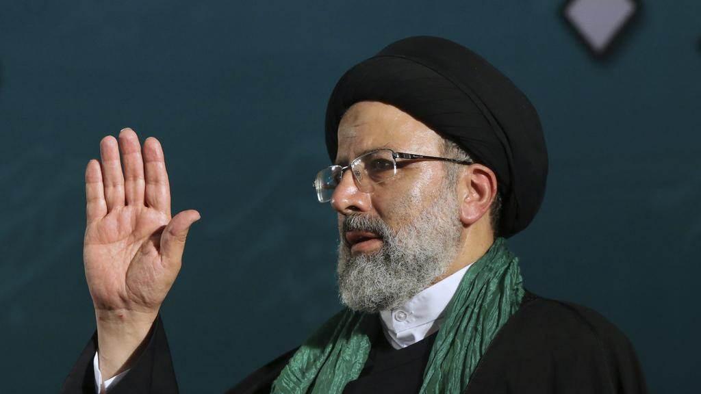Candidato Ebrahim Raisi