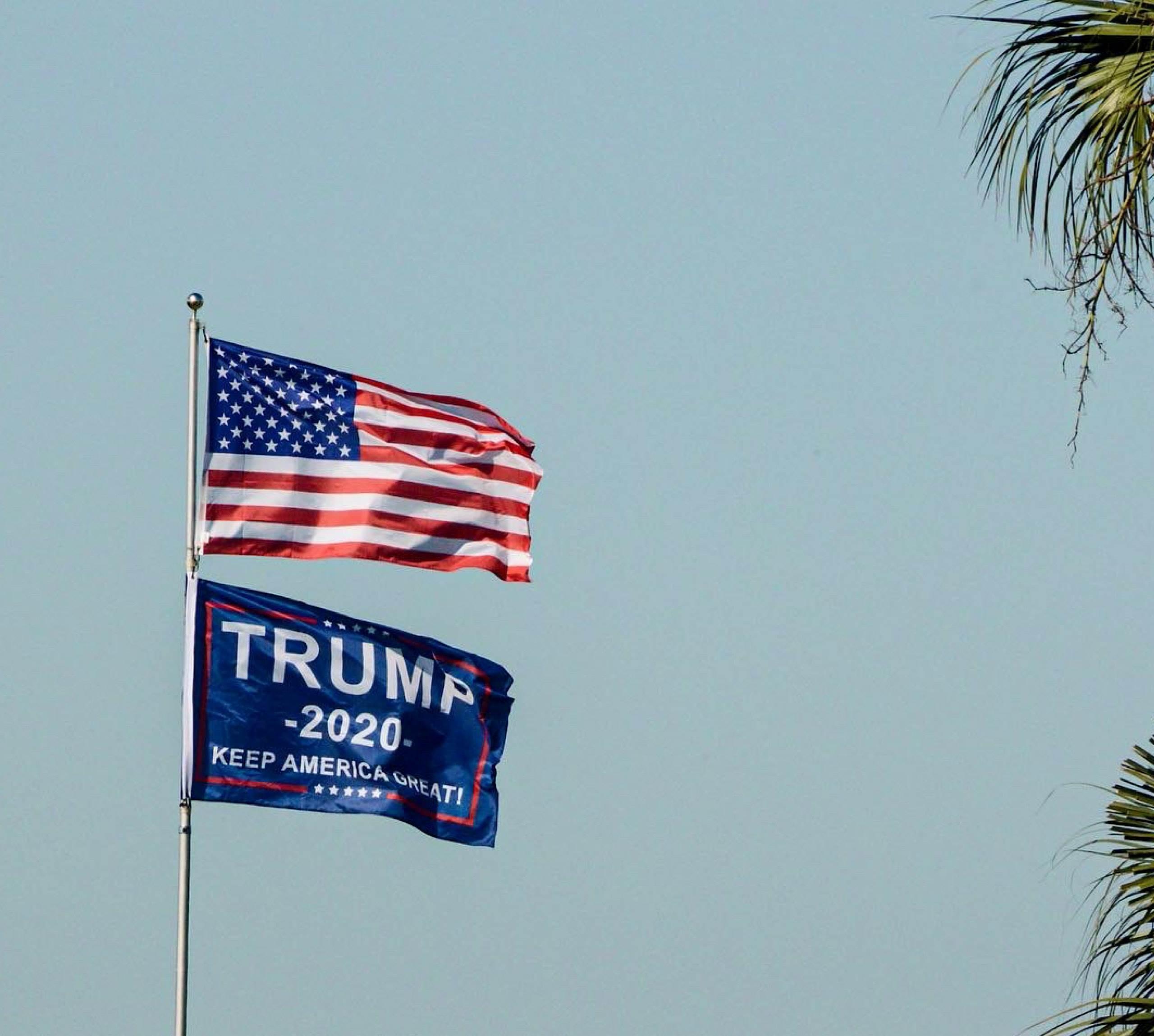Partidarios de Trump insisten aún en que hubo fraude electoral (Foto:  Dalton Caraway / Unsplash)