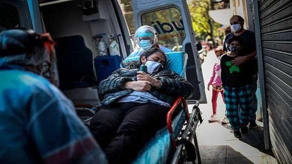 Covid-19: Argentina supera los tres millones de contagios