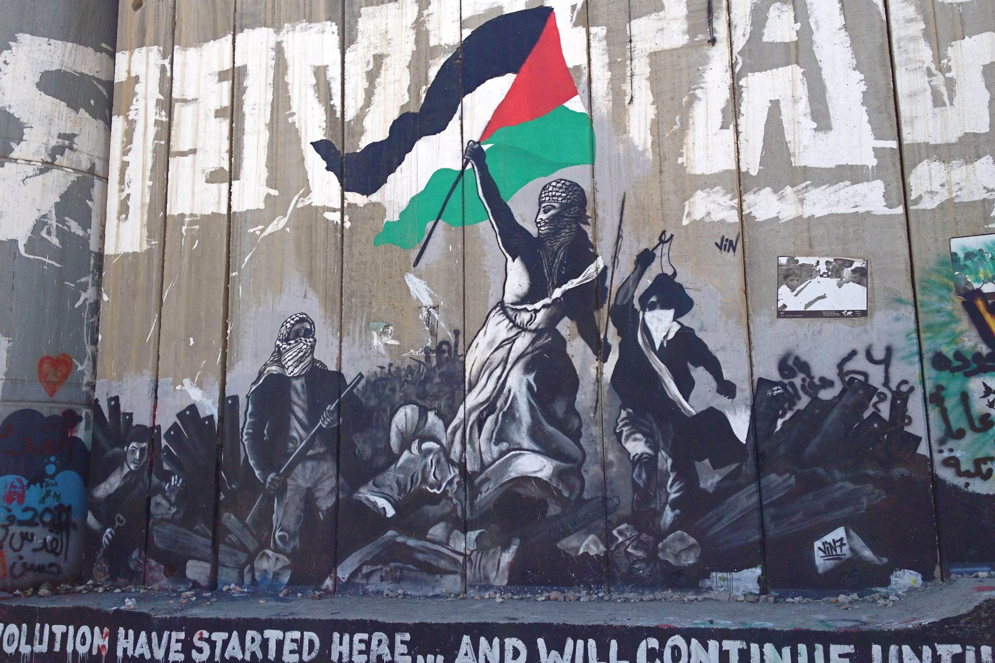 """Apartheid es poco para definir a """"Israel"""""""