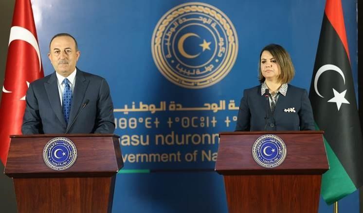 Libia pide a Turquía retirar a combatientes extranjeros de su territorio.