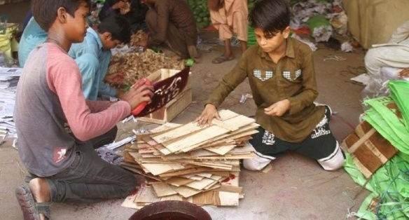 Por primera vez en 20 años aumenta el trabajo infantil