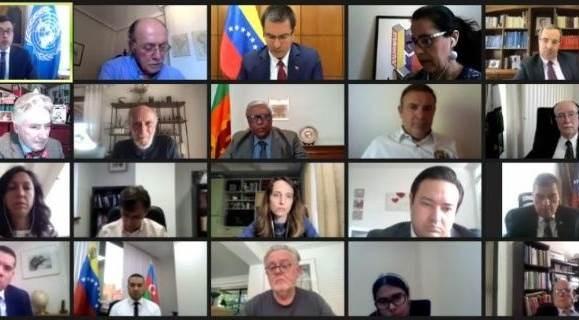 Venezuela será excluida de la emisión especial para atender la Covid-19