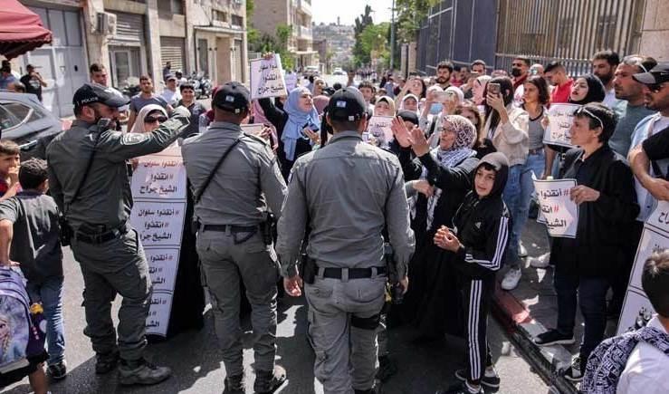 Ocupación pospone audiencia de apelación sobre desplazamiento de familias en Silwan.