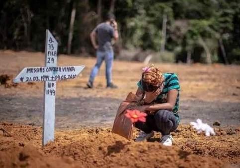 Covid-19: Estado brasileño puede ser demandado por negligencia