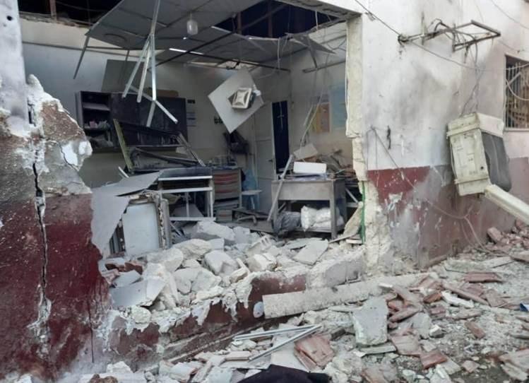 Siria: muertos y heridos en bombardeo de misiles en la ciudad de Afrin