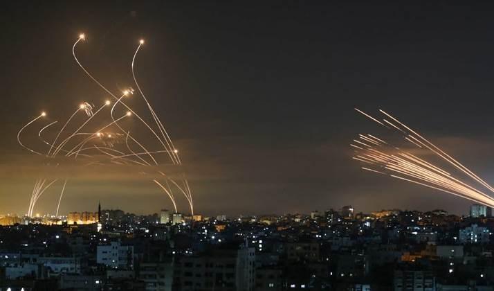 Refuerzan sistema antimisil Cúpula de Hierro por temor a cohetes de Hamas.