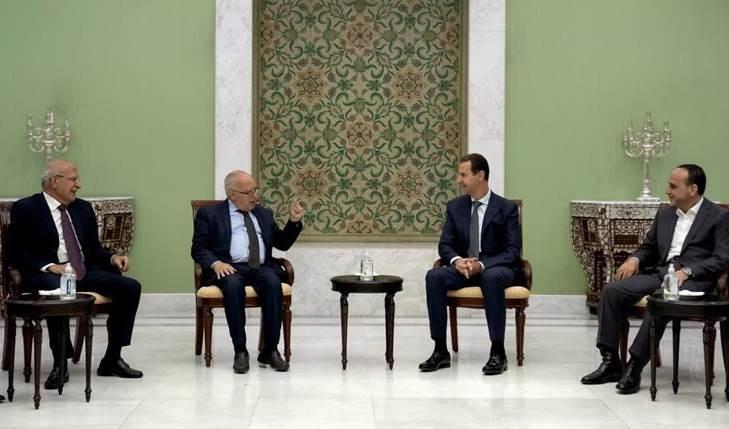 Al Assad destaca necesidad de fortalecer la pertenencia nacional.