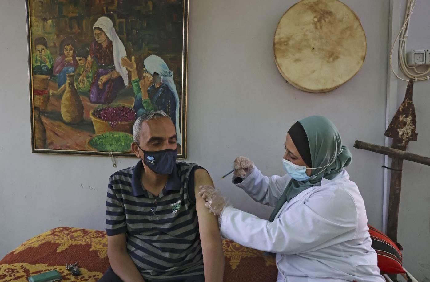 """Intento de cambio de vacuna anticovid de """"Israel"""" a Autoridad Palestina es inhumano"""