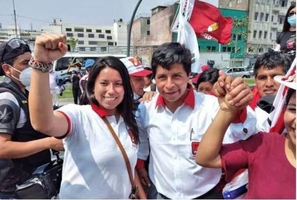 Zaira Arias, referenta juvenil de Perú Libre: «Vivimos aires de esperanza