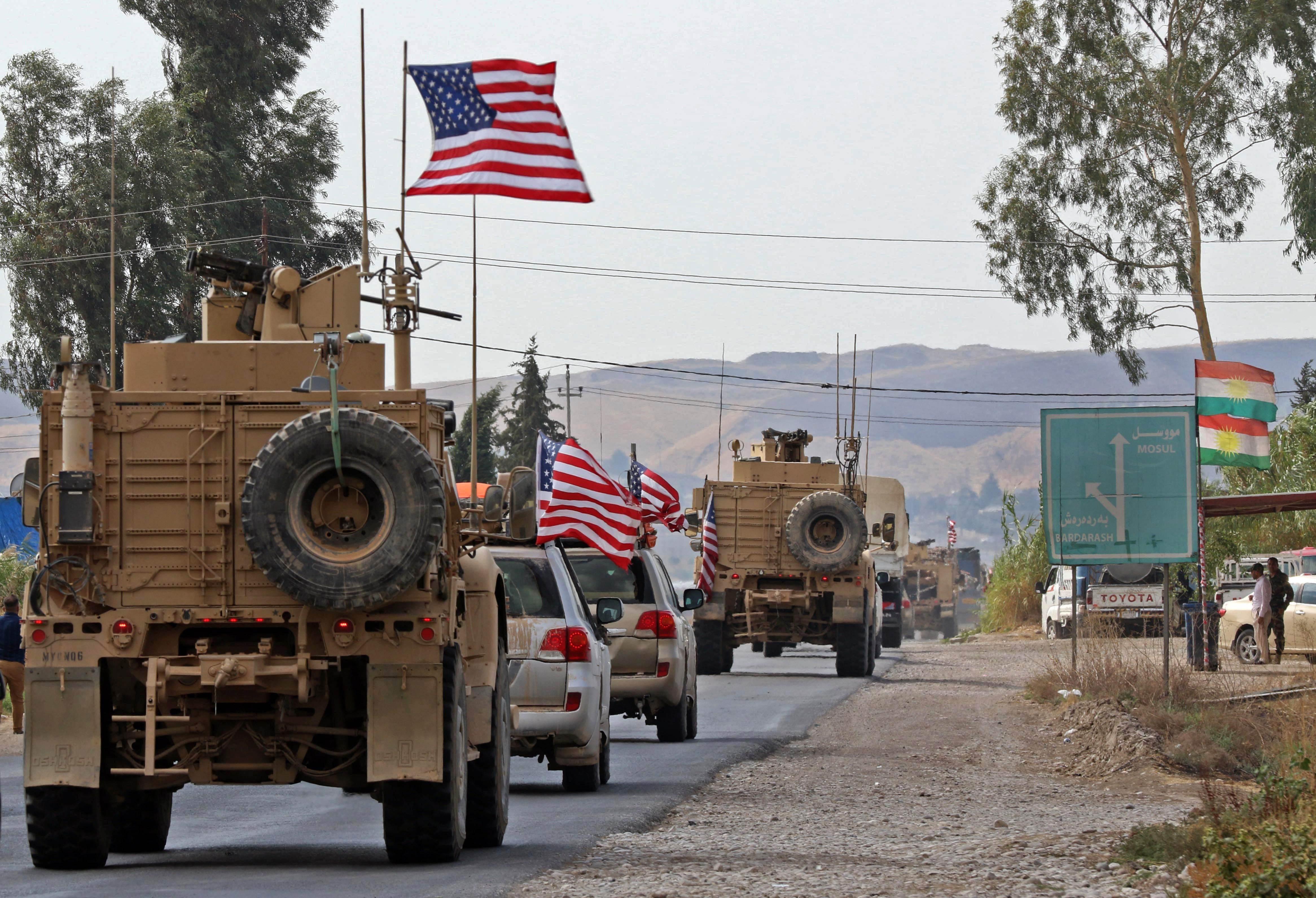 Estadounidenses no quieren enfrentamientos en el Oriente Medio