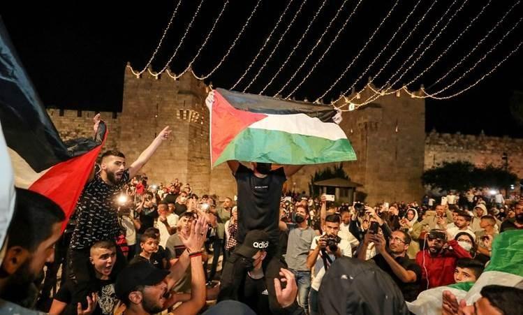 Hamas advirtió y  Gantz pidió cancelar la marcha de banderas