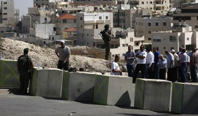 Ocupación israelí cierra entrada del cruce de Beita al sur de Naplusa.