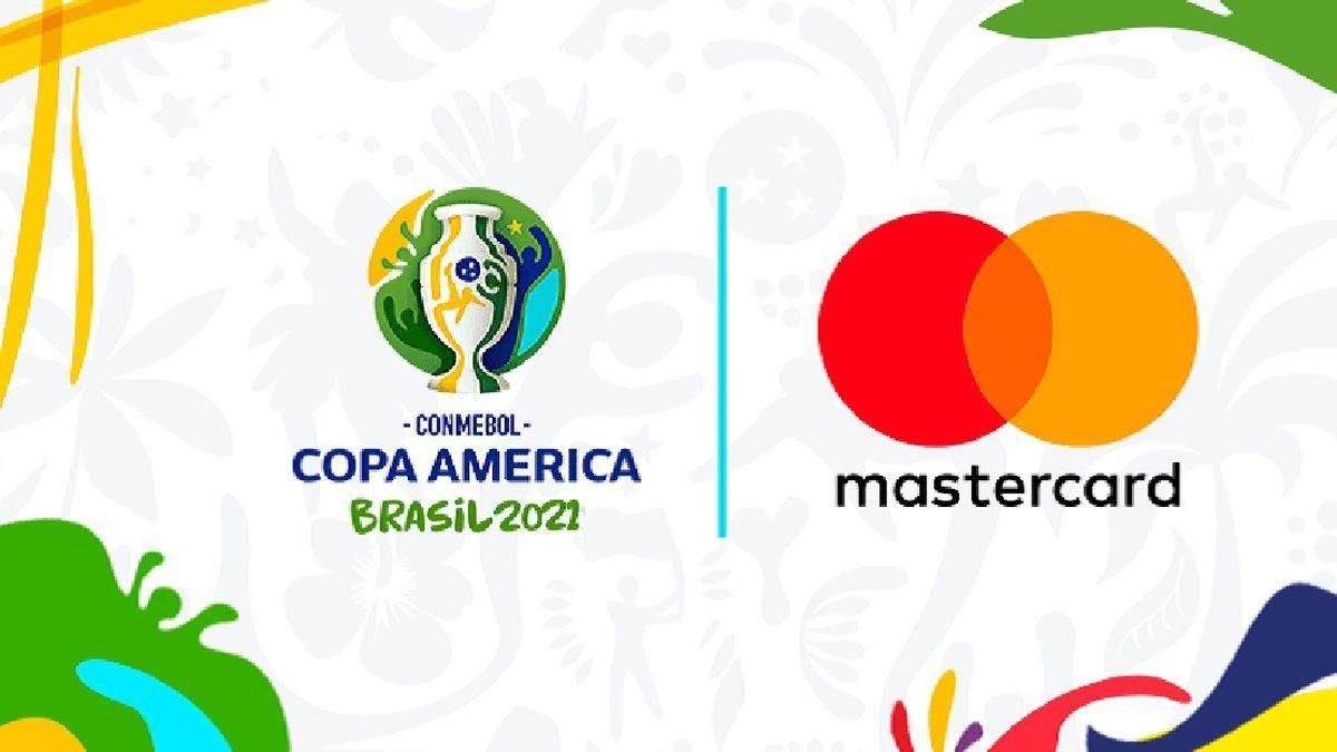 Mastercard retira su marca de la Copa América