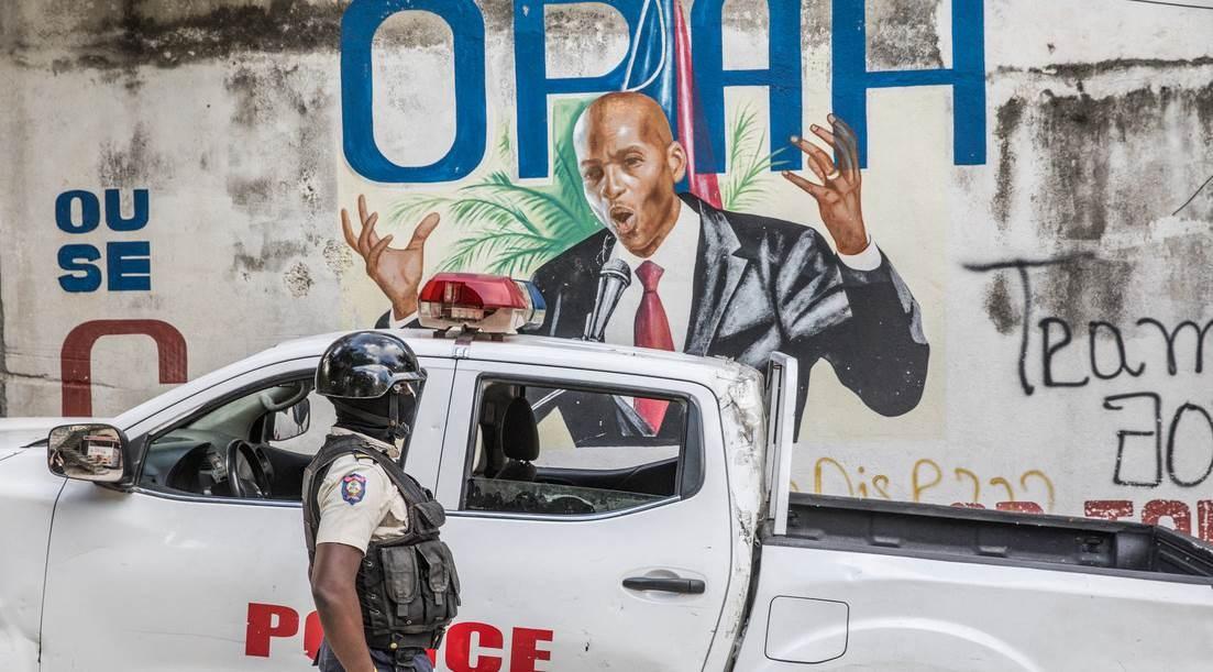 Policía colombiana señala a Joseph Félix Badio, como supuesto autos intelectual de magnicidio en Haití