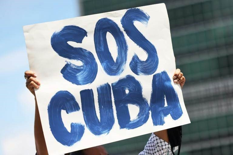 ¿SOS Cuba?