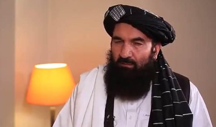 El mulá Khairullah Khairkhwa.
